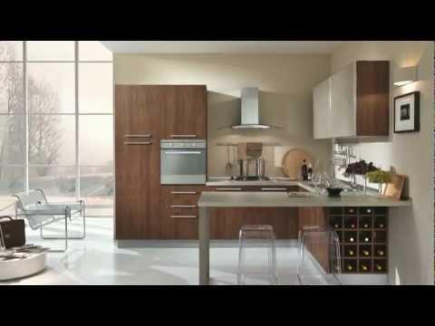 Arredamento cucina in stile moderno Velvet by CLARIS CUCINE - Arredo zona cottura casa