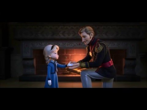 _FROZEN_  Do You Want to Build a Snowman (Bahasa Indonesia)