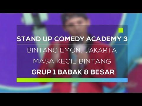 Stand Up Comedy Academy 3 : Bintang Emon, Jakarta - Masa Kecil Bintang