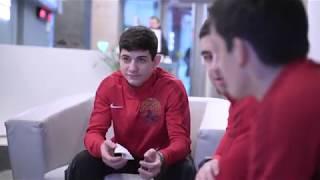 Борцы МССУОР №1 и «Центр спортивных инновационных технологий и подготовки сборных команд»