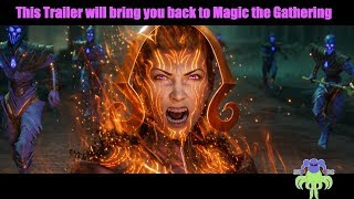 Magic is on the Rise War of the Sparks Trailer Reaction