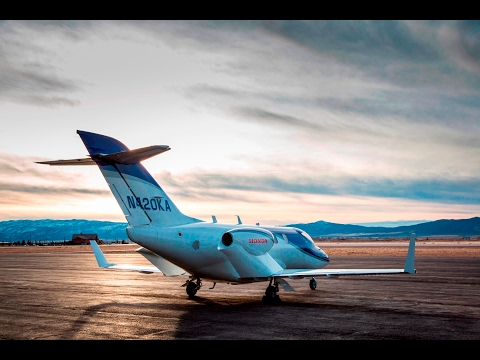 Utah based HondaJet customer shares the joy of ownership