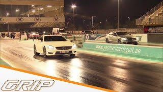 Wüstenkönig Teil 2/3: Showdown Dragstrip | GRIP