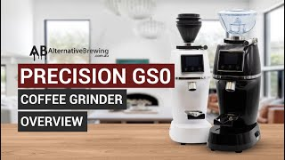 Precision GS0 Coffee Grinder Overview
