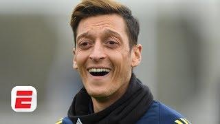 Arsenal's Mesut Ozil problem is an absolute disgrace - Stewart Robson | UEFA Europa League