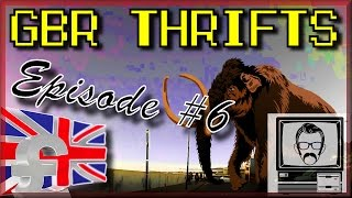 GBR Thrifts #6 Mammoth Thrift Haul | Nostalgia Nerd