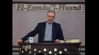 """Mustafa İslamoğlu - """"Sen olmasaydın kâinatı yaratmazdım"""" uydurma hadisi"""