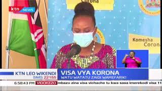 Wizara ya Afya yaonya huenda hospitali zote zikafurika wagonjwa wa korona hivi karibuni