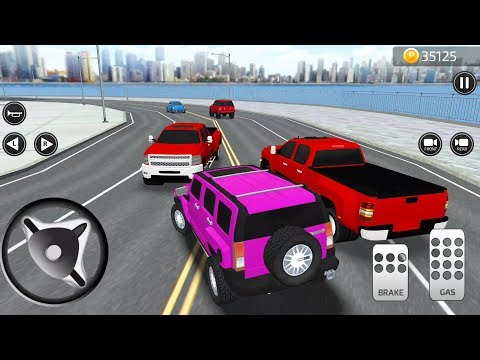 Parking Frenzy 3D Simulator #23 CARS 10-12 - Android IOS gameplay