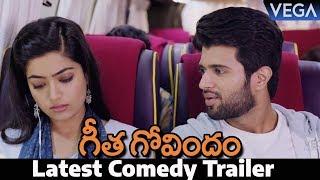 Geetha Govindam Movie Latest Comedy Trailer   Vijay Davarakonda, Rashmika Mandanna