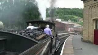 Lancashire & Yorkshire Railway locomotive No. 957 part 1