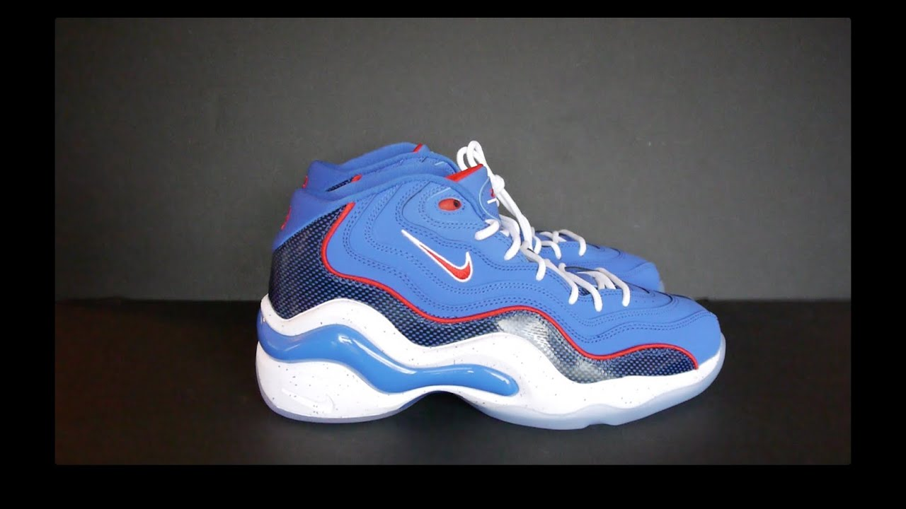 d33d873823 Lucky Pickup* Discontinued Nike Zoom Flight 96 'Iverson' HD - YouTube