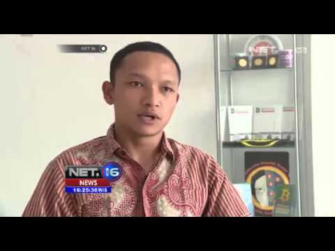 Crytocurrency diliput di netTV