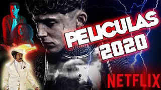 10 MEJORES Y NUEVAS PELÍCULAS de NETFLIX 2020 ????????????(con Trailers) - ORIGINALES de NETFLIX