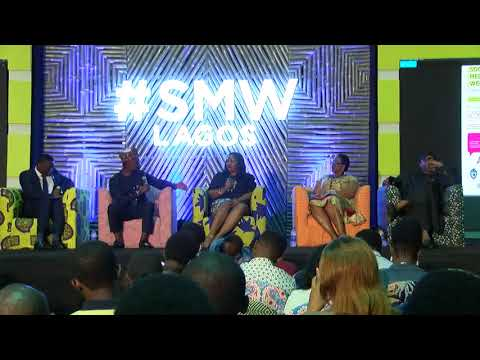 #SMWLagos2018 - PR & Branding: Challenging Africa's So Called 'Shithole' Narrative
