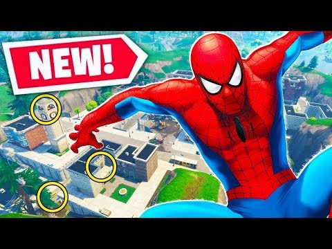 SPIDERMAN PARKOUR CHALLENGE  in Fortnite CREATIVE MODE! - Fortnite Battle Royale thumbnail