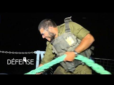 La Marine s'entraîne pour un conflit à Gaza