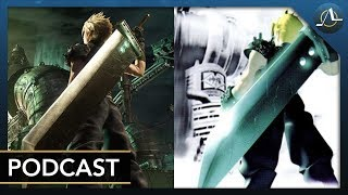 FF7 Remake Trailer and Getting Older | State Of The Arc Podcast: Ep. 37