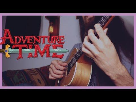 Everything Stays  Adventure Time Ukulele