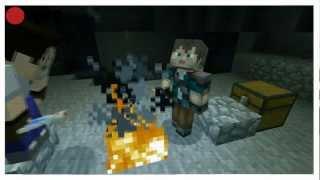 Minecraft сериал потерянные 1 серия