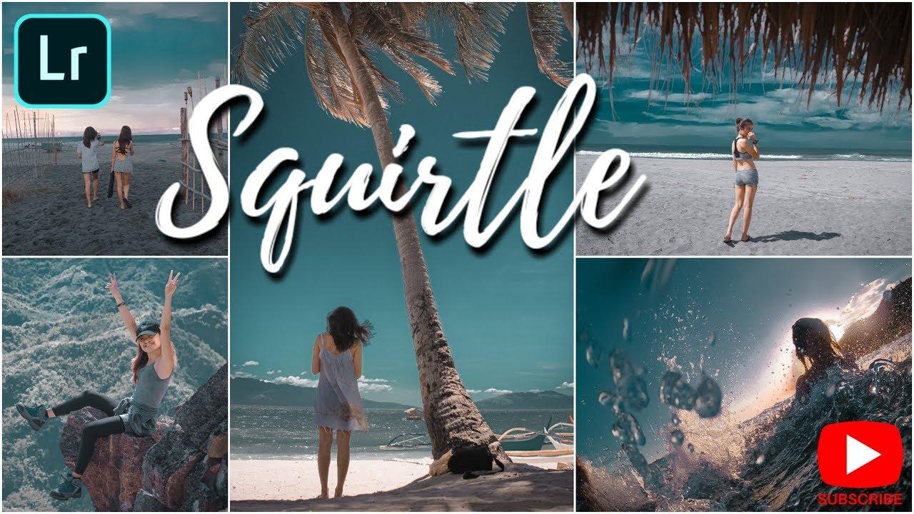 lightroom mobile presets free dng | new lightroom cc mobile tutorial 2020 | squirtle preset