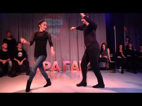 Ураган 2018, Invitational, Евгений Дидора и Екатерина Егорова, Fast Discofox