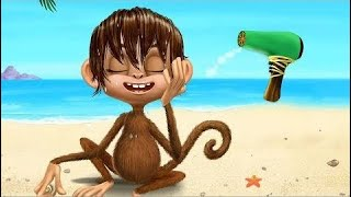 Jungle Animal Hair Salon - Funny Animals Games