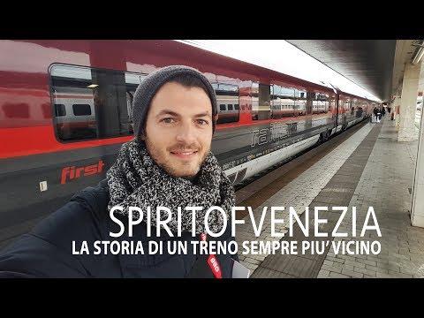 Treno Venezia-Vienna SPIRITOFVENEZIA