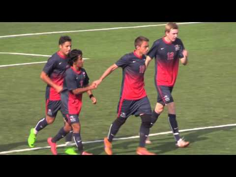 Men's Soccer vs No. 24 Northeastern State - MSU Denver