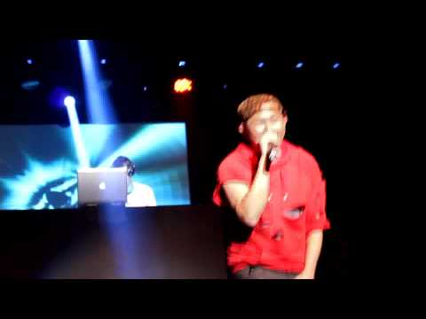 Mc Jin欧阳靖 in My Dream KL Live- Brand New Me