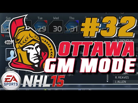 "NHL 15: GM Mode Commentary - Ottawa ep. 32 ""Stanley Cup Finals"""