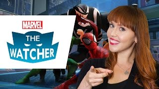 Create, Punch & Play Disney Infinity 2.0 - The Watcher Ep 34 2014