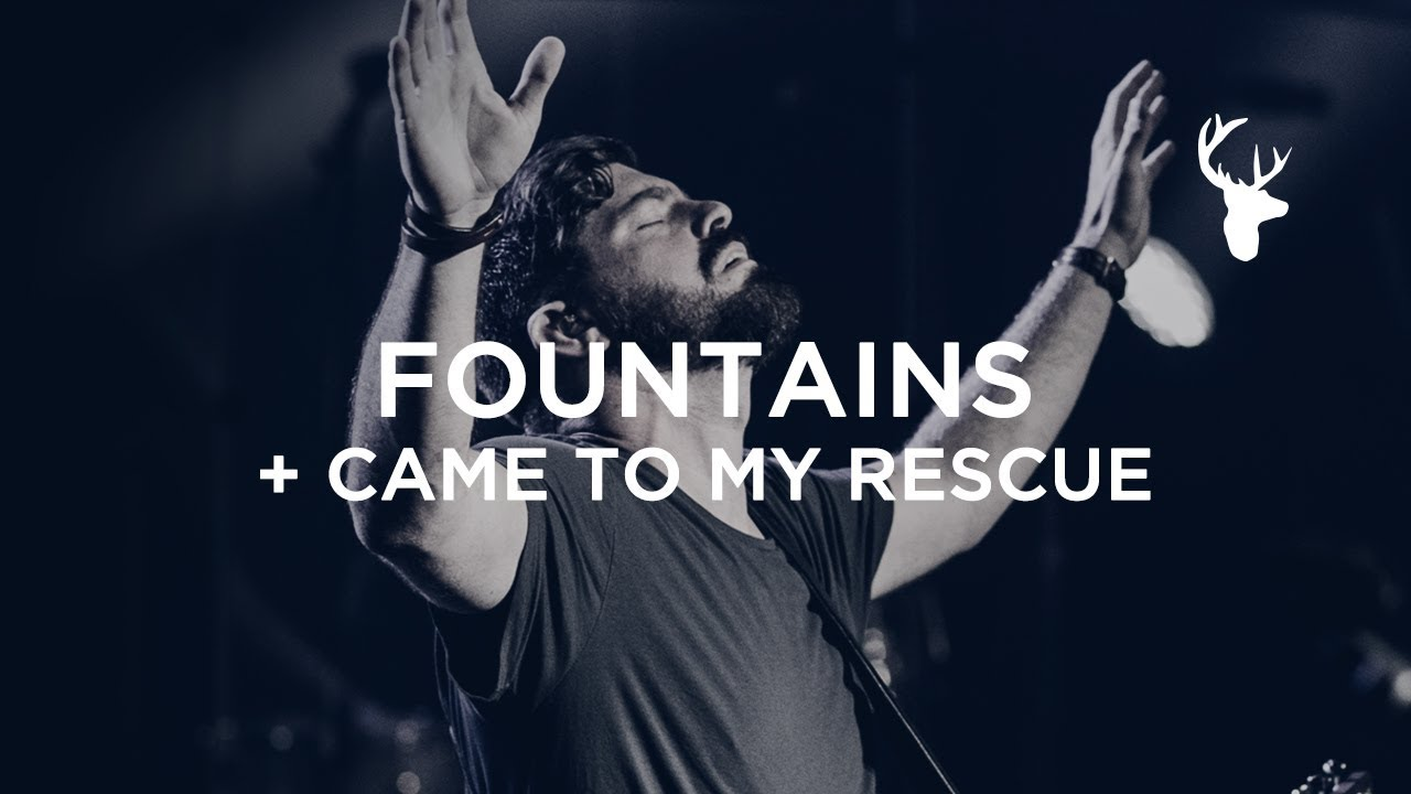 Josh Baldwin & kalley - Fountains + Came to my Rescue | Moment