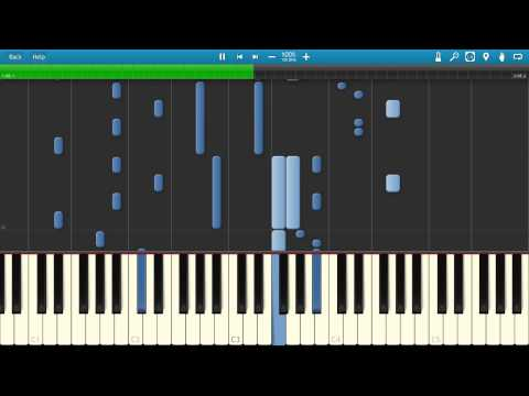 Coraline - Dreaming [Piano Tutorial] (Synthesia)