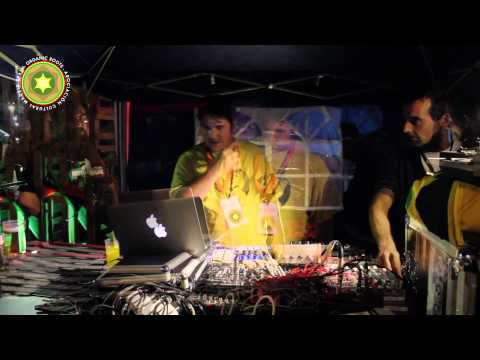 Área Dub @Organic Roots Festival 2014