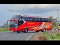 ★Full Review Putera Mulya SDD2 Double Decker Scania K410ib