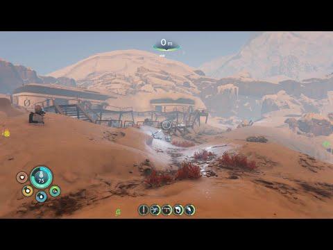 Outpost Zero Was Next To Us The Whole Time [Ep24 Subnautica Below Zero] |
