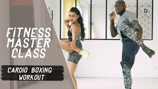 Cardio Boxing Workout (20 min) - Fitness Master Class