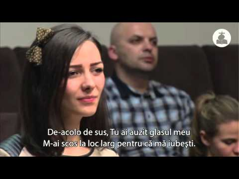 Eliza Pantea - Doamne Tu esti Stanca