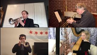 Carol of the Birds - DSO Trumpets and Harp