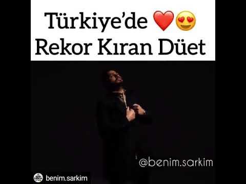 Turkiye`de  Rekor Kiran Duet 😍😍