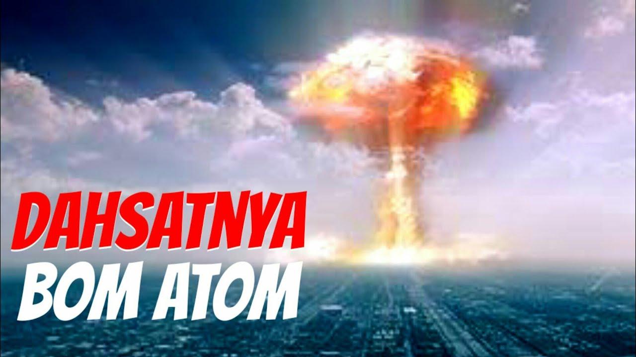 Dokumen Rahasia: Persiapan Bom Atom Hiroshima dan Nagasaki