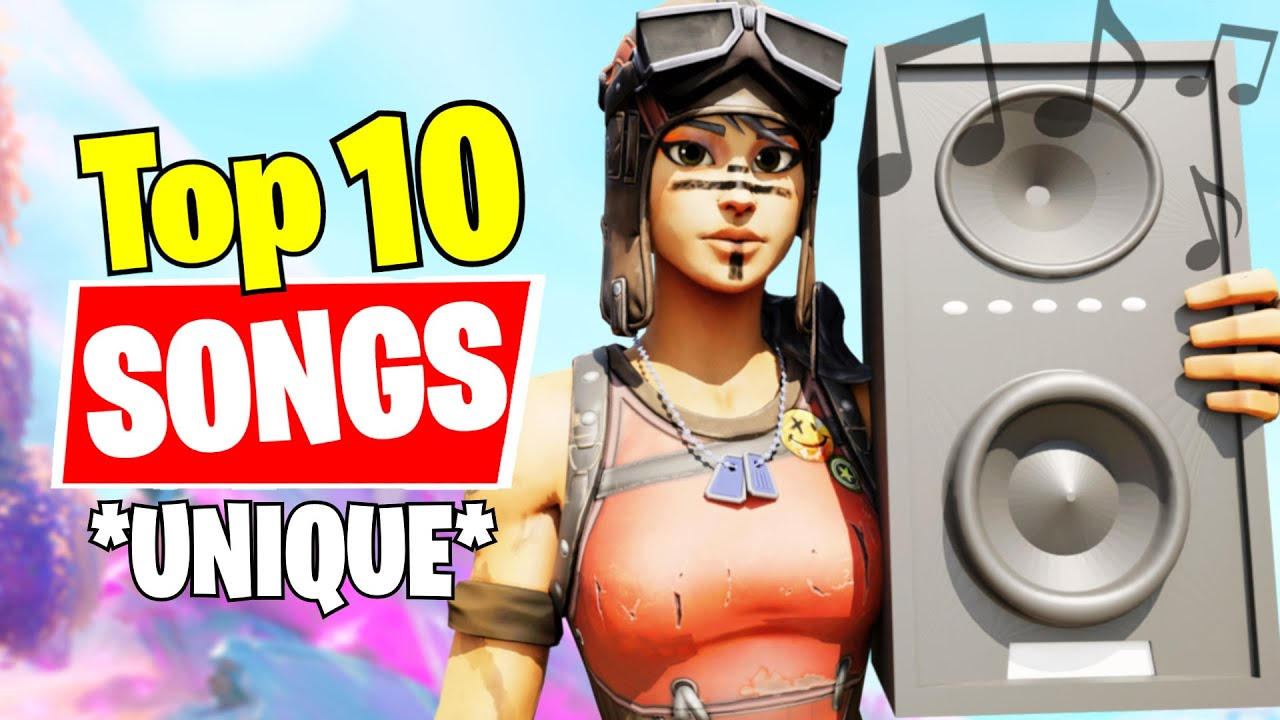 Top 10 BEST Songs To Use For Your Fortnite Montages! (UNIQUE Songs)