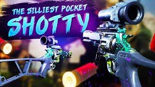 A Sniper Shotgun Pistol in Modern Warfare