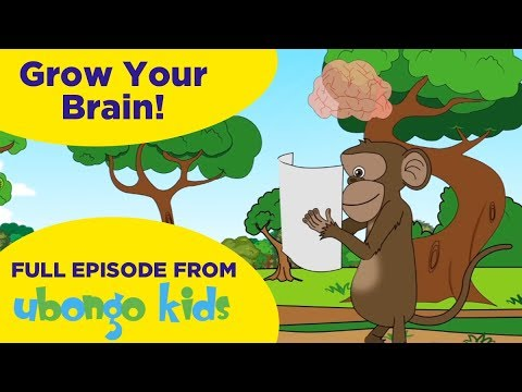 "Growth Mindset - ""Grow Your Brain"" 