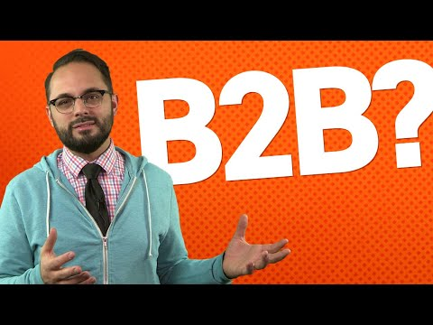What Is B2B Marketing Communications?