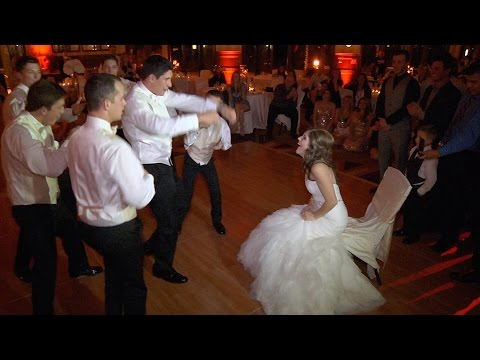 Groom's Surprise Dance