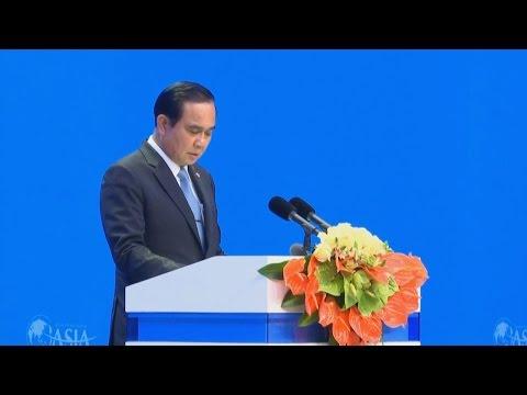 นายกรัฐมนตรีเข้าร่วมพิธีเปิดการประชุม Boao Forum For Asia