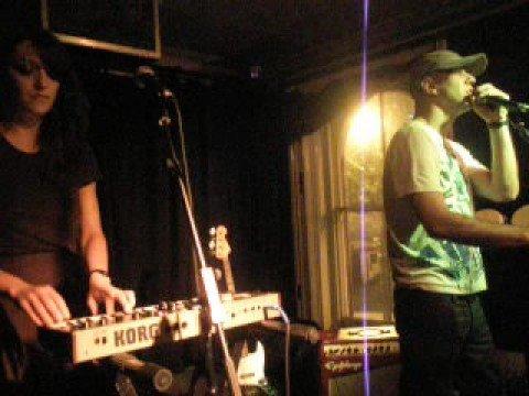 TETINE Let's Get Together @ Old Blue Last, London 2008