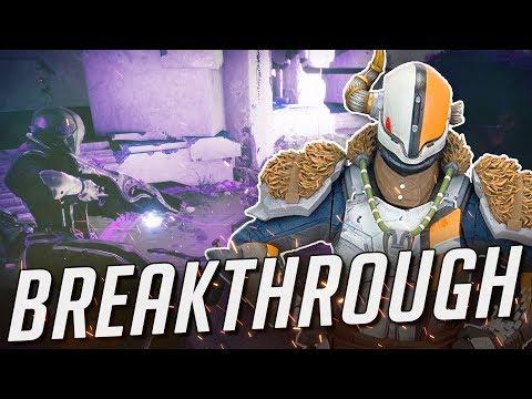 BREAKTHROUGH! New Crucible Game Mode!! | Destiny 2 Forsaken